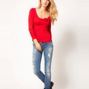 Miss Sixty Sloane Skinny Fit Jeans Jeans